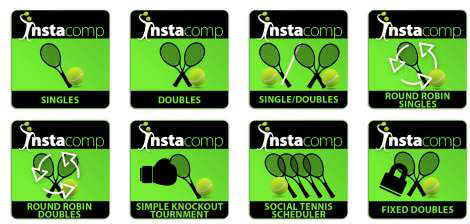 instacomp tennis competitions